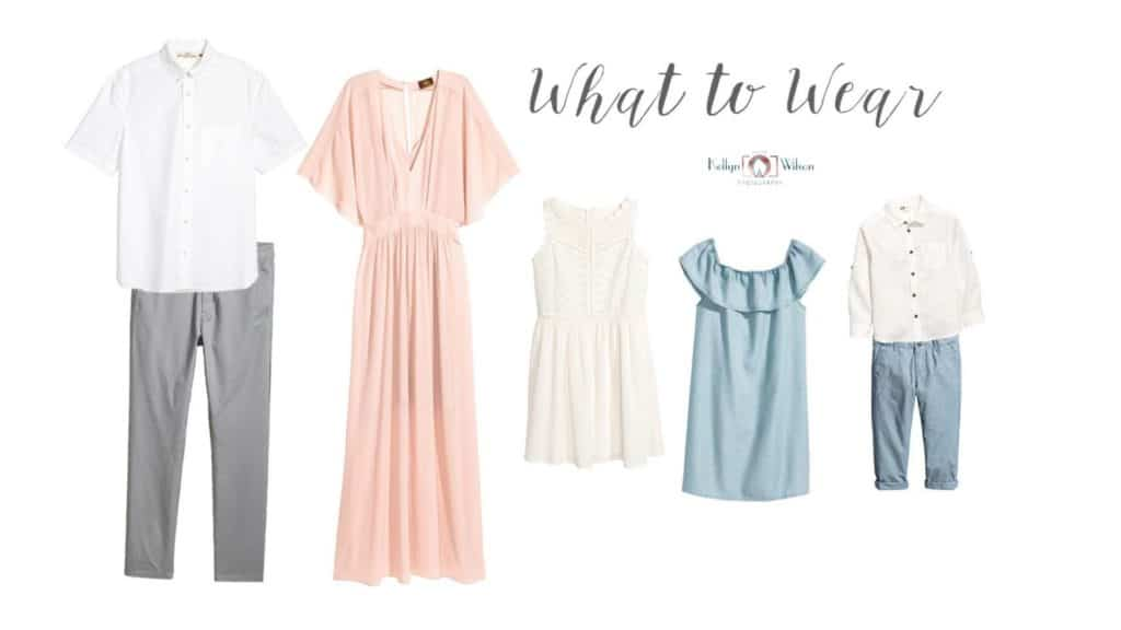 What to Wear: Kellyn Wilson Photography