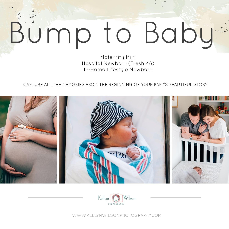 Bump to Baby | Kellyn Wilson Photography
