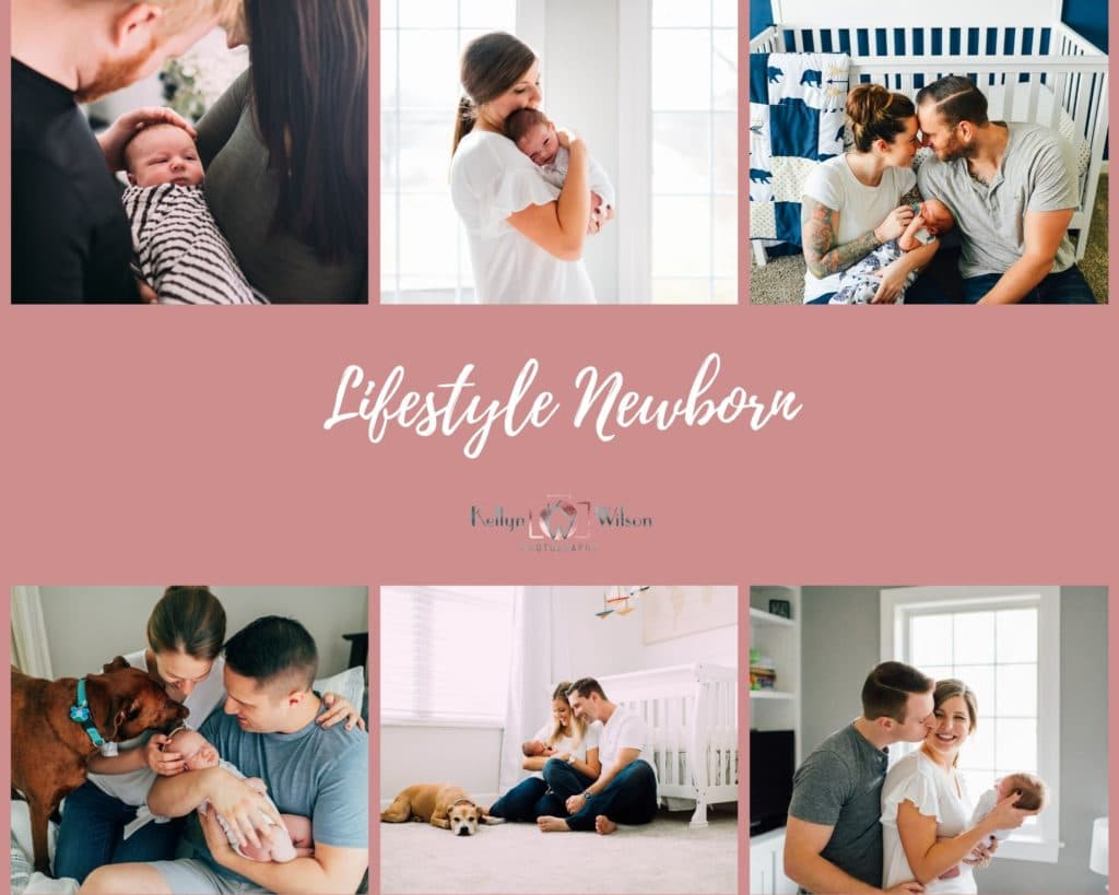 Lifestyle Newborn : Kellyn Wilson Photography