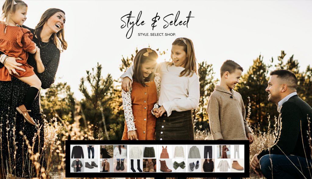 Style and Select Personal Stylist