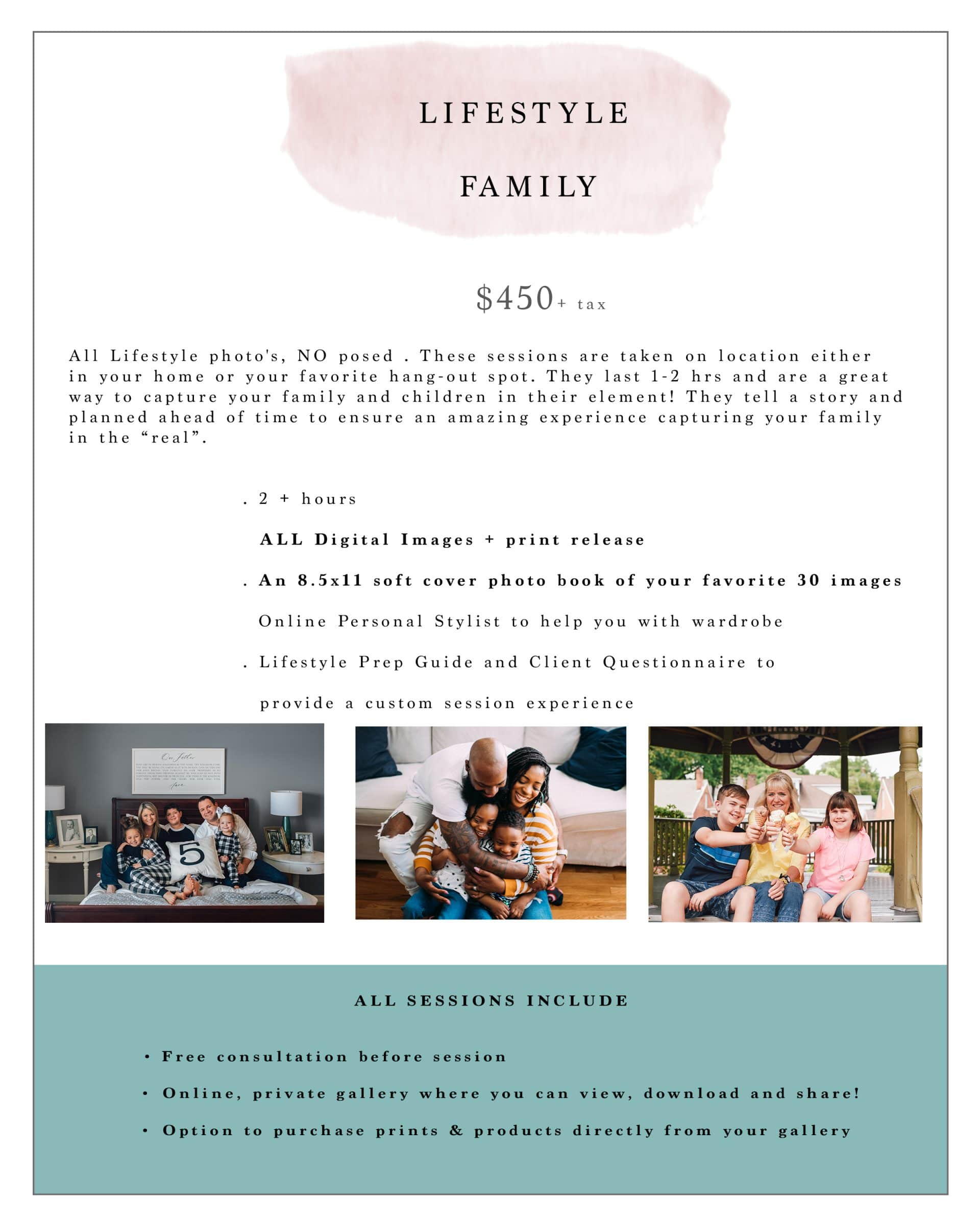 Kellyn Wilson Photography | Lifestyle Family